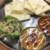 京橋インド料理店「JAY(ジャイ)」でランチ。チーズナンのボリューム&まろやかカレーとの相性や良し