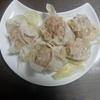 美味い 手作りシューマイ & 蒸野菜