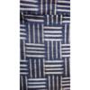 着物生地(23)網目模様織り出し手織り真綿紬