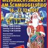 近所のクリスマスマーケット in Schmuggelstieg