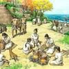『縄文人と弥生人』