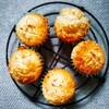 【白砂糖、乳、卵不使用】南国の香りココナッツマフィン〜マクロビオティック〜