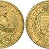 神聖ローマ帝国1629年フェルディナント3世10ダカットNGC MS61