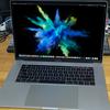 """新しいモバイル用ノート「MacBook Pro 15""""」を買いました。"""