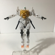 フュージョン!スーパーミニプラ 勇者王ガオガイガー レビュー(ガイガー/ギャレオン編)