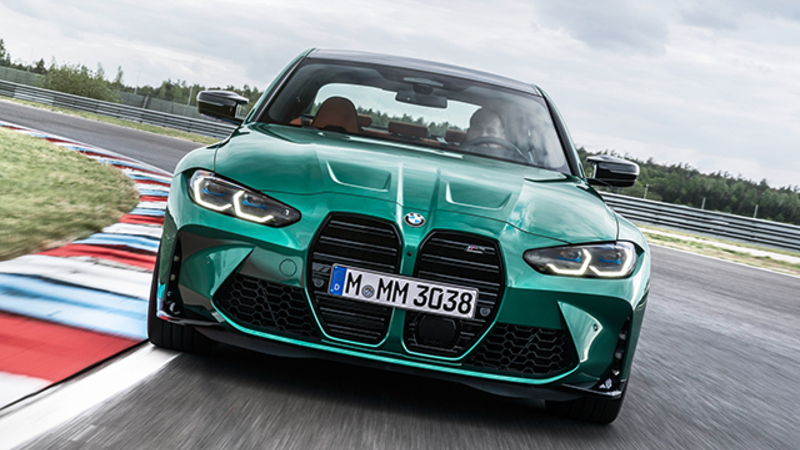 """ドリフトから手放し走行まで BMW「M3コンペティション」の""""ふり幅""""に見る真価"""