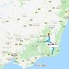 毎日更新 1983年 バックトゥザ 昭和58年12月4日 オーストラリア一周 バイク旅 163日目  23歳 雨泥悪路 残雪見学 ヤマハXS250  ワーキングホリデー ワーホリ  タイムスリップブログ シンクロ 終活