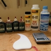 エポキシ樹脂によるアコースティックギター用ピックガードの作り方