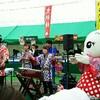 こころ展示場は、新春イベントの最中です。トヨタホームはお菓子のつかみ取りやってます。