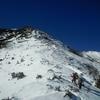 冬季八ヶ岳縦走