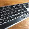 Macで使っているMatias FK418BTB-JP の紹介