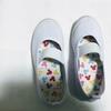 デコパージュ上靴の作り方