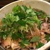 西新宿 肉そば家笑梟 肉そばのそばがマジの蕎麦