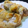 鶏もも肉のグリル、ローズマリー風味