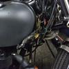 #バイク屋の日常 #ヤマハ #SR400 #配線修理 #カスタム
