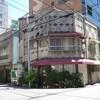 御徒町 民家 壁デザイン 東上野1丁目付近