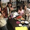 今季初のスイカ。流石に加藤さんのEMスイカは美味い!