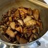 残り物のお刺身で生姜煮