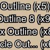 【Unity】uGUI でキレイな輪郭線を表示できる「Beautiful Text Outline for Unity UI」紹介