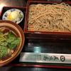 今日の晩御飯@神田尾張屋/江戸前のお蕎麦