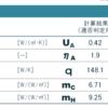 平成25年省エネ基準と比較して、HORI建築の家の省エネ性能は??