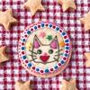 納品させていただいたキャラクタークッキーのご紹介。