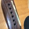 捨てられたギターをリペア日記(ナット&サドル編)