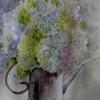 2016年:7月 『梅雨時を描く - 紫陽花(4)』