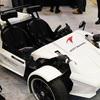 ● 豊田通商グループの2人乗り 小型EV  「リバーストライク」