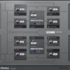 (Digital Performer)MOTUプラグインを使ってみよう〜エフェクト画面の解説
