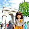 英仏旅行記09 シャンゼリゼを歩き、ラデュレでランチ