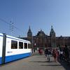 オランダ「国鉄とアムステルダムの公共交通機関」の思ひで…