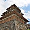 高島城跡内、諏訪護国神社の御朱印 〜 諏訪から松本、そして南信へ❺