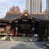 新宿の神社めぐり 熊野神社から成子天神社へ