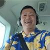 空からハワイ島