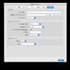 PDFにプリント時の用紙設定や拡大縮小の設定を保存できるか?