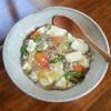 <本日のおすすめレシピ>おなかにやさしい豚肉と豆腐のとろみ炒め|タツオ食堂