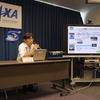 こうのとり3号機/星出宇宙飛行士の船外活動に関するブリーフィング