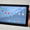 SONY Xperia Z4 Tabletと専用キーボードBKB50