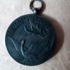 明仁上皇と同じ日に生まれた亡父が戴いた記念メダル、見つけました!