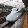 山陽新幹線さくら556号(新山口14:39→新大阪16:38)とヴィアイン新大阪ウエスト宿泊。特急列車日本縦断5