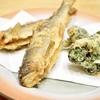 鮎の天ぷらの作り方レシピ|コツのいらない天ぷら粉で簡単&旨い