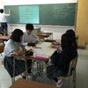 【ボランティア教育】ボランティア体験の振り返りを行いました!(1)