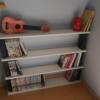 DIYで子供の漫画本棚を作る!