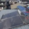 太陽熱温水器から水漏れ