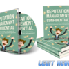 Reputation Management Confidential Review - Get paid with simple method!