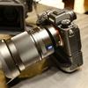 川口湖畔 SONY α7R 7S Planar T* FE 50mm F1.4 ZA そしてマンホール!