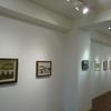 *昨日は雨の中でしたが、銀座の友人の画廊へ、