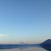 洞爺湖と昭和新山