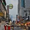 「嘉義(かぎ Chiayi)」に着いてからは~まずは「文化路夜市(ぶんかろよいち)」へ。